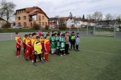 Futbal - najmladší žiaci 2017